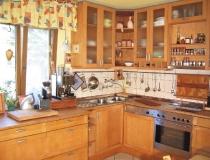 Landhausküche in Buche